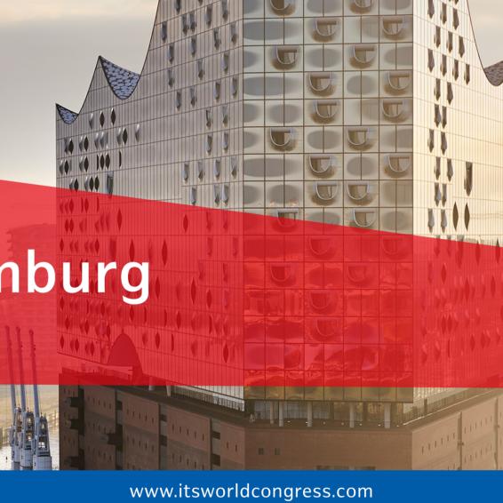 The ITS World Congress, 11–15 October 2021 Hamburg, Germany