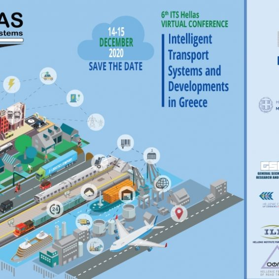 6th ITS Hellas Virtual Conference on Intelligent Transport Systems