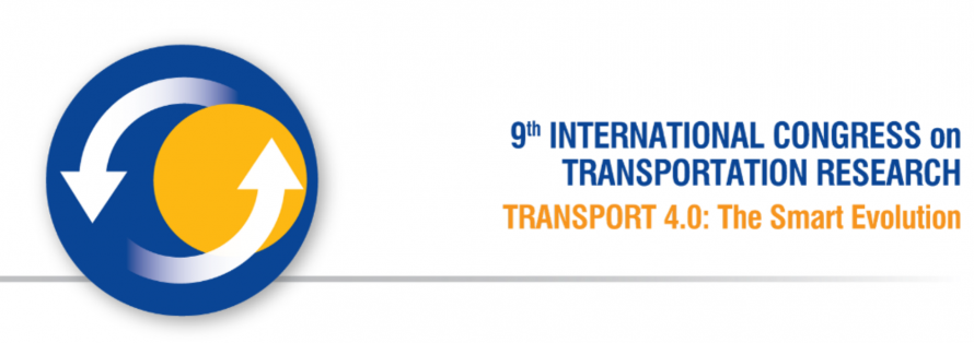 9th International Congress on Transportation Research